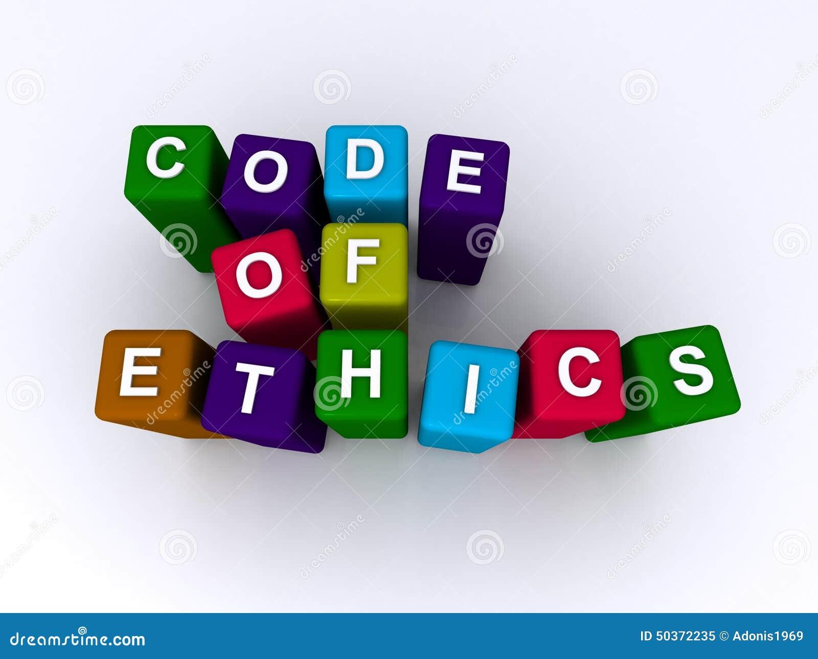 Code van ethiek