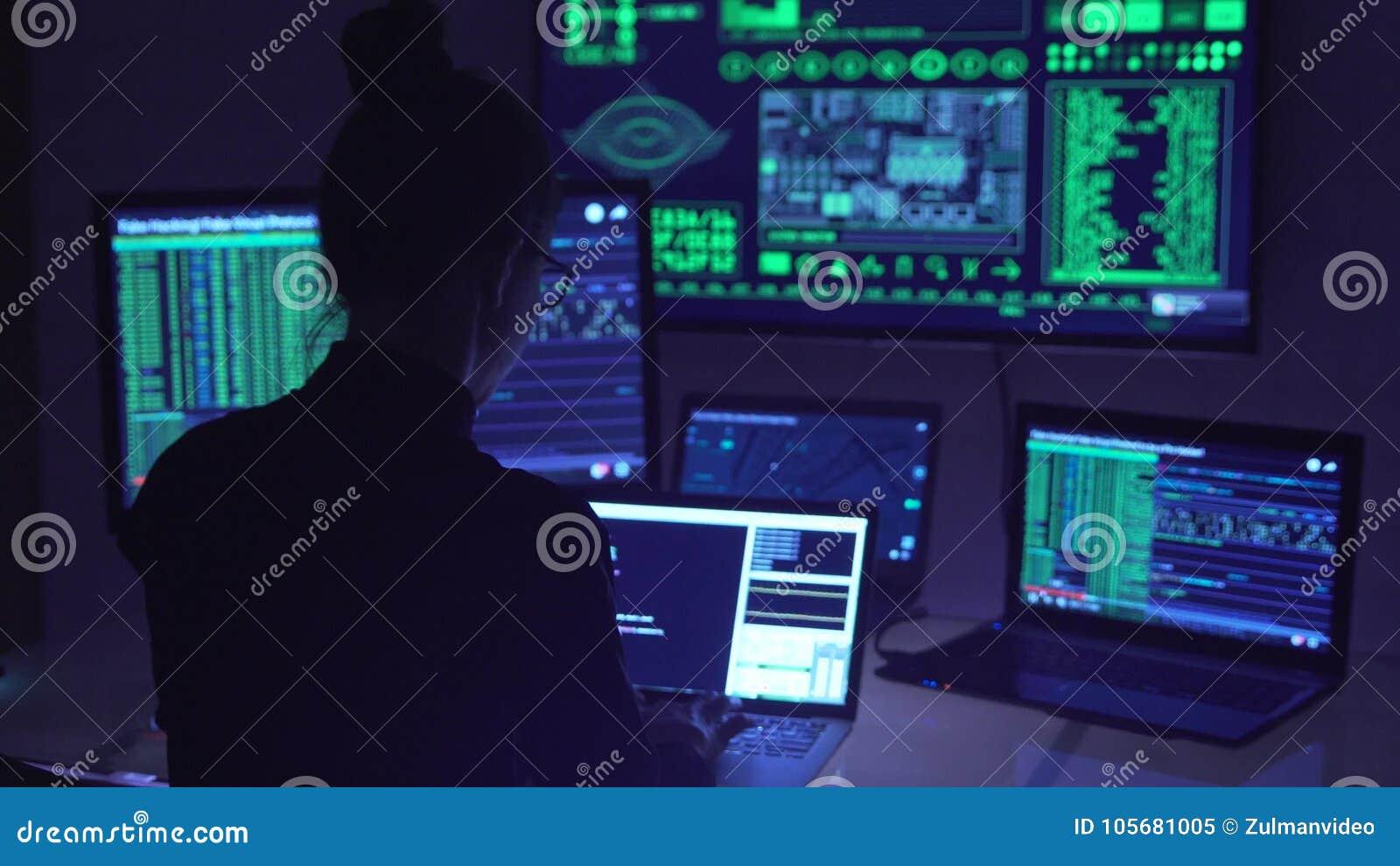 Codificação do hacker no Cyberspace