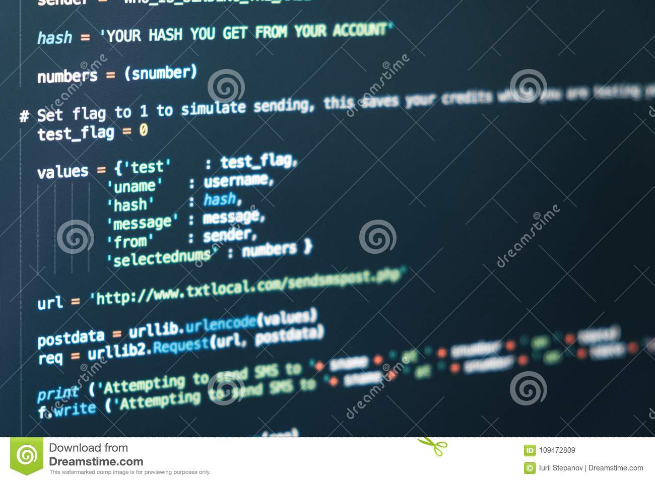 Coding Programmer Abstract Background  Computer Language Script
