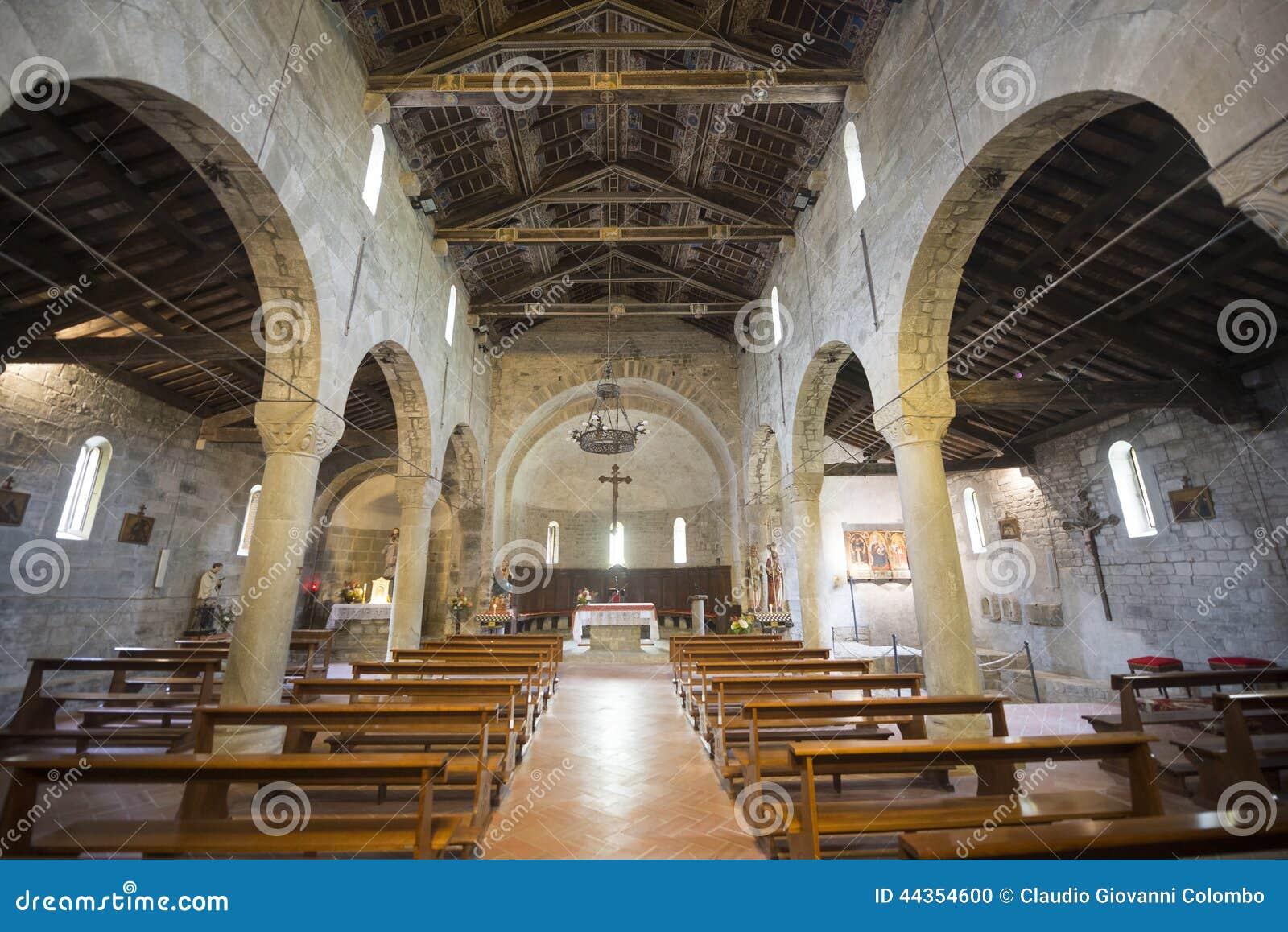 Codiponte (Toscana), chiesa medievale