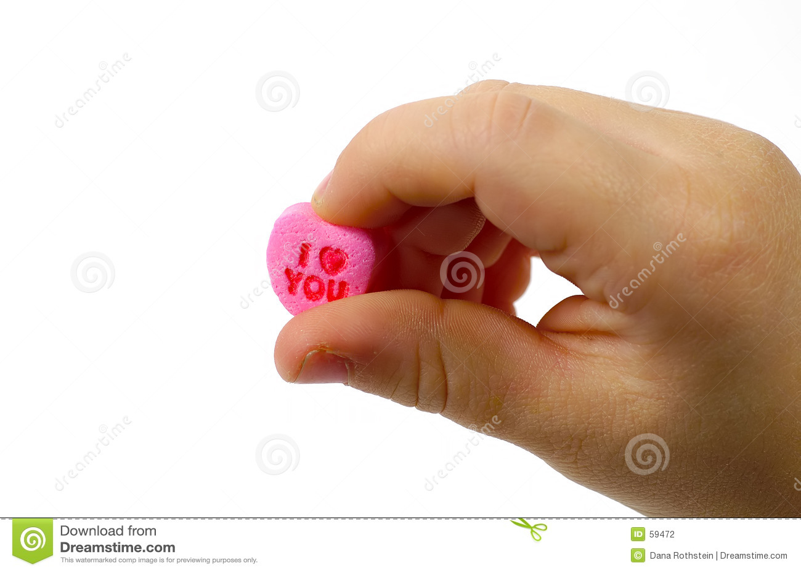 Download Coeur à disposition photo stock. Image du message, nourriture - 59472