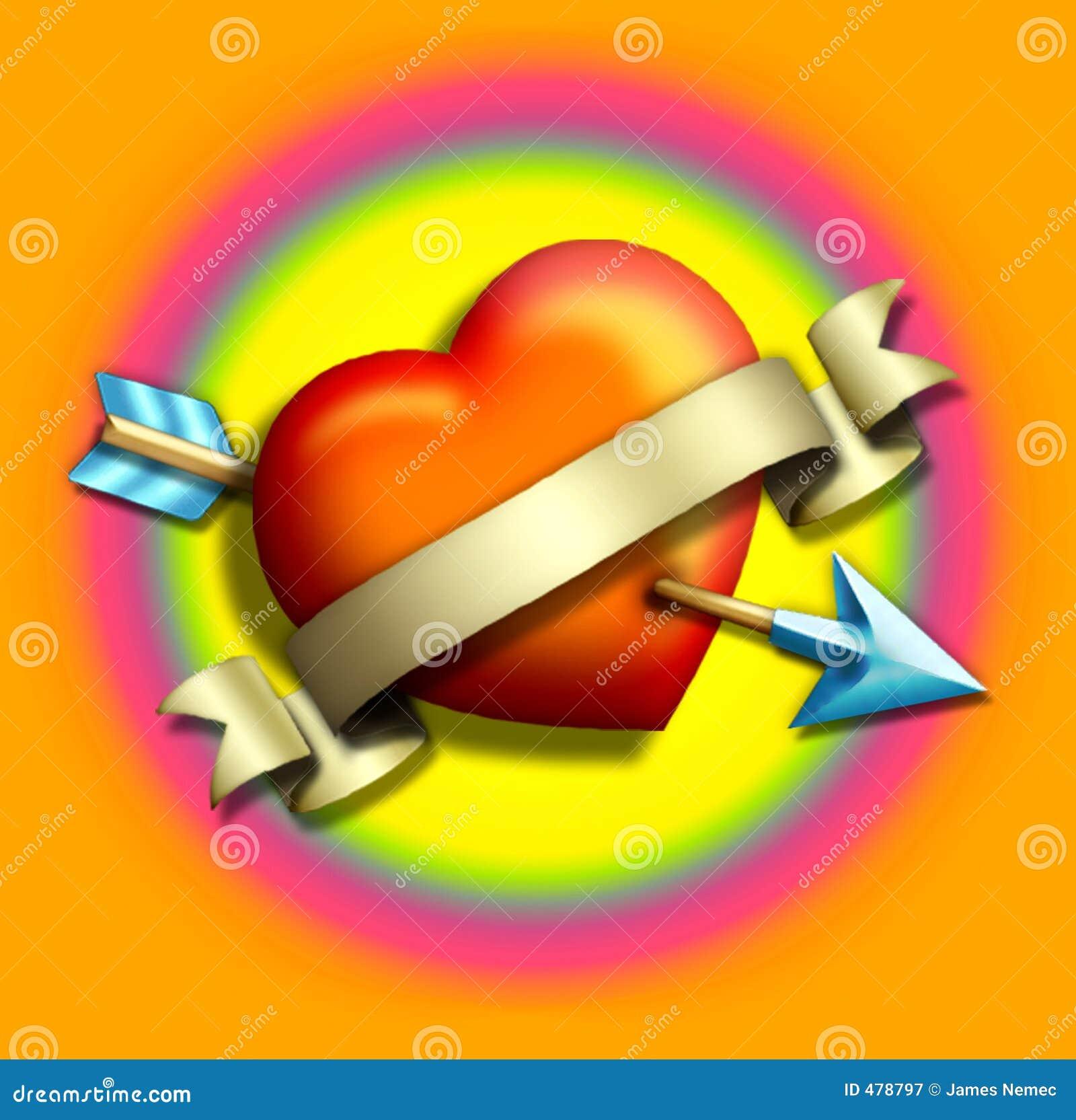 Coeur/arrow2