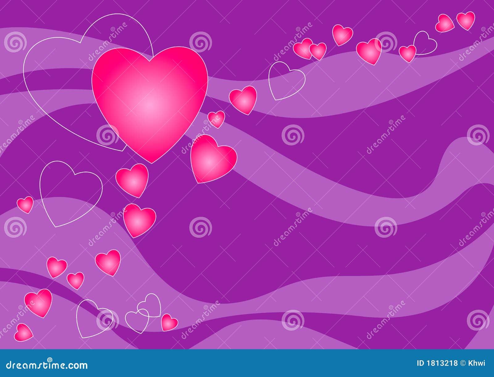Coeur d 39 amour illustration de vecteur illustration du fond 1813218 - Ceour d amour ...