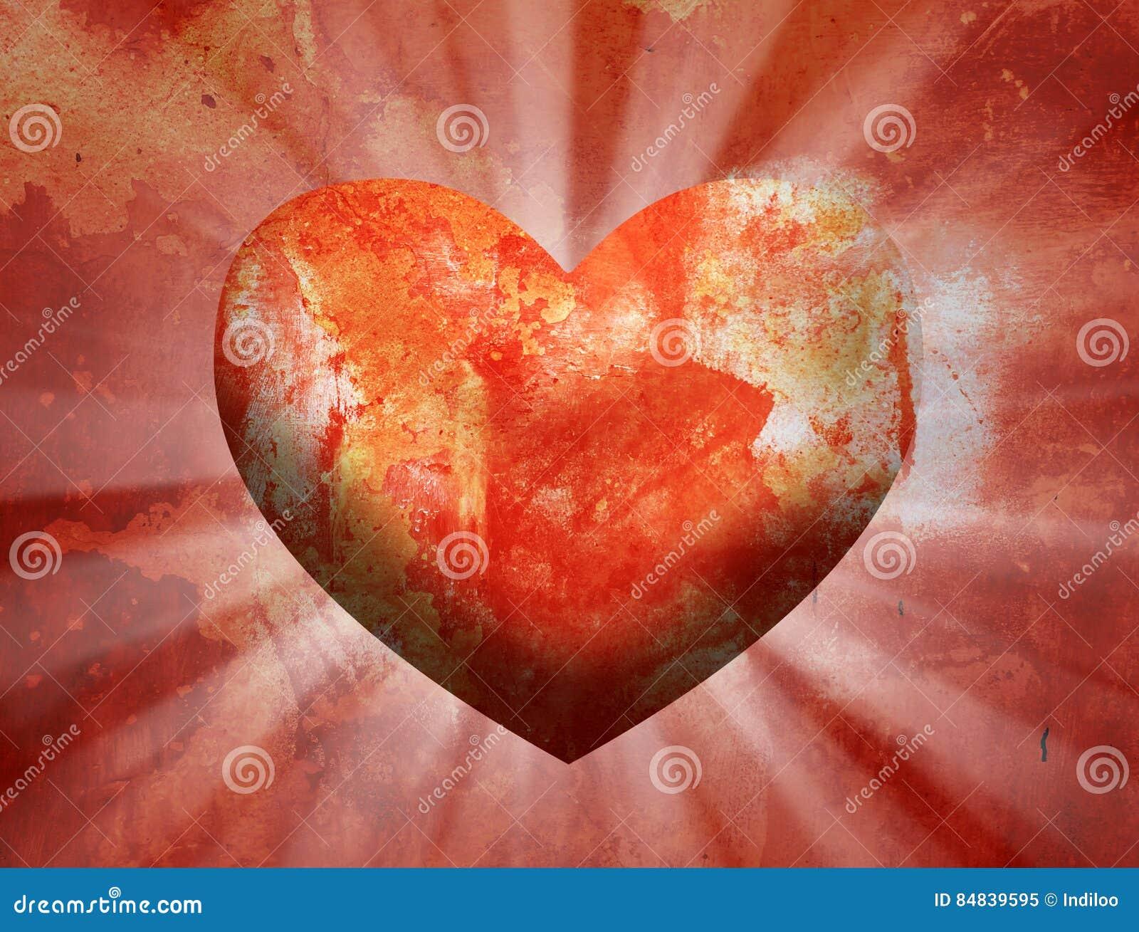 Coeur d 39 amour je t 39 aime image stock image du sant 84839595 - Ceour d amour ...