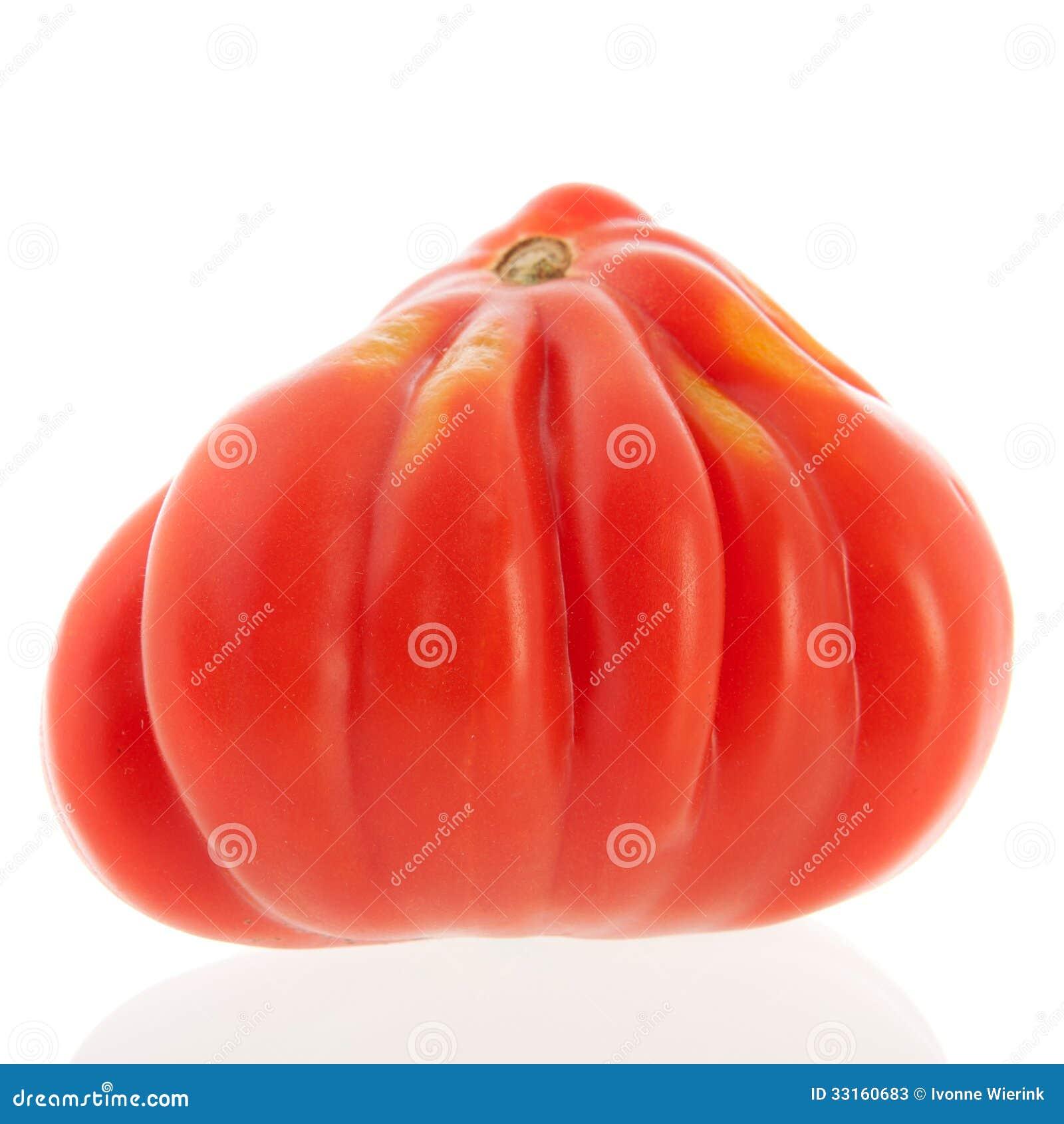 coeur de boeuf tomate stock photos image 33160683. Black Bedroom Furniture Sets. Home Design Ideas