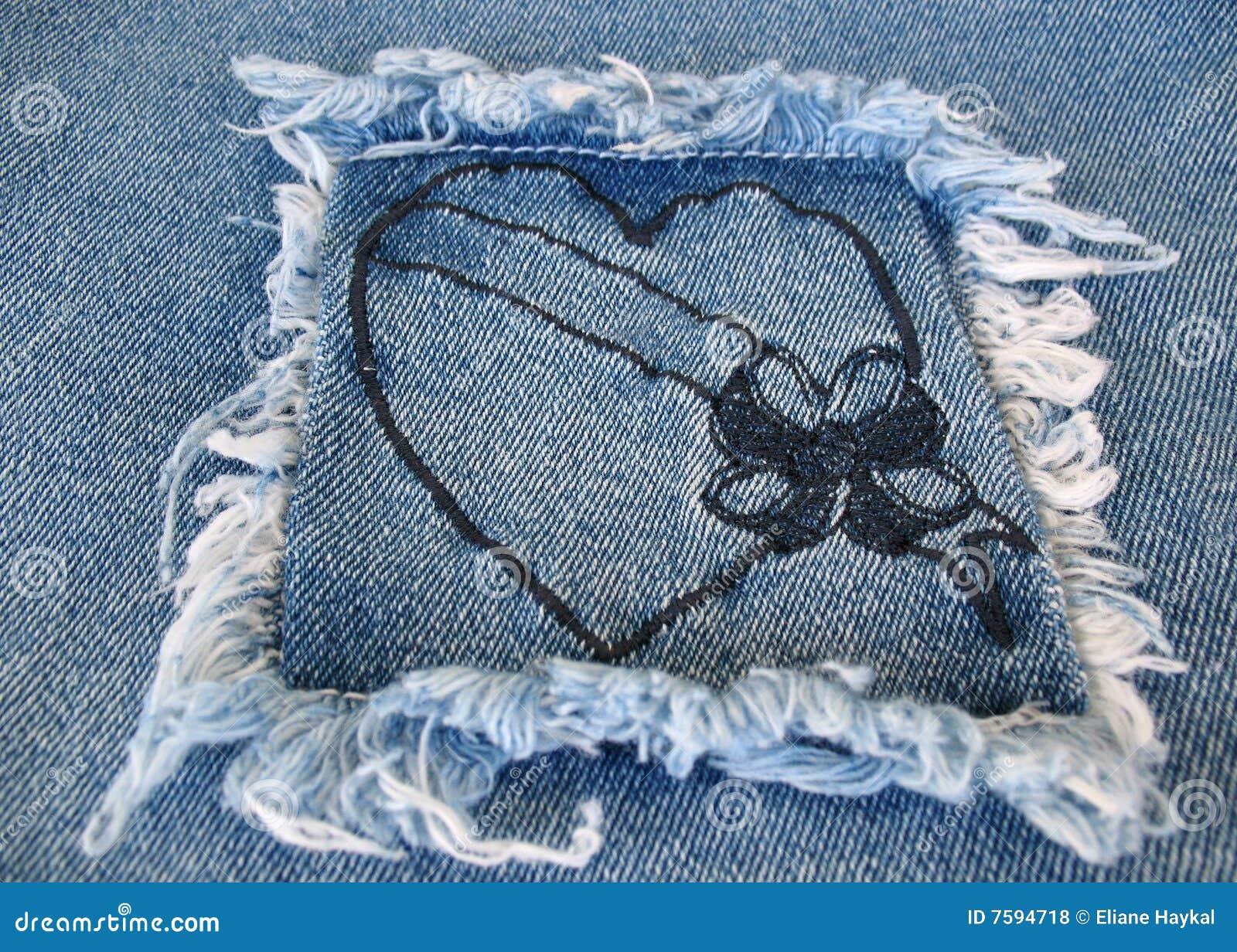 Coeur de denim