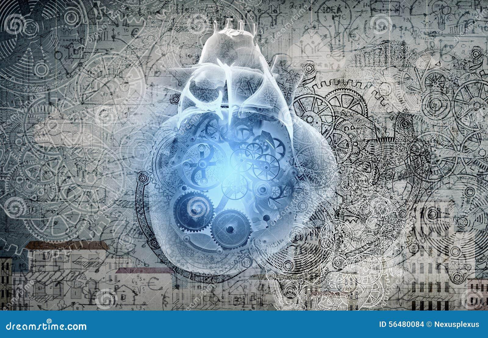 Coeur de moteur