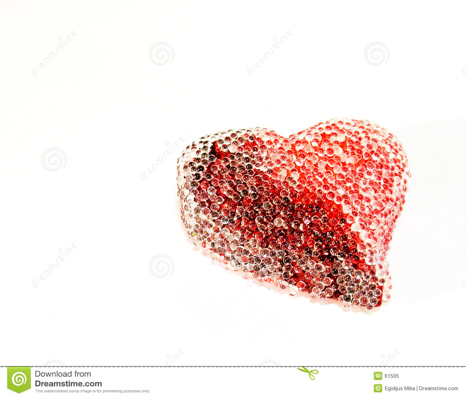 Download Coeur de rue-Valentine image stock. Image du frais, jour - 61505