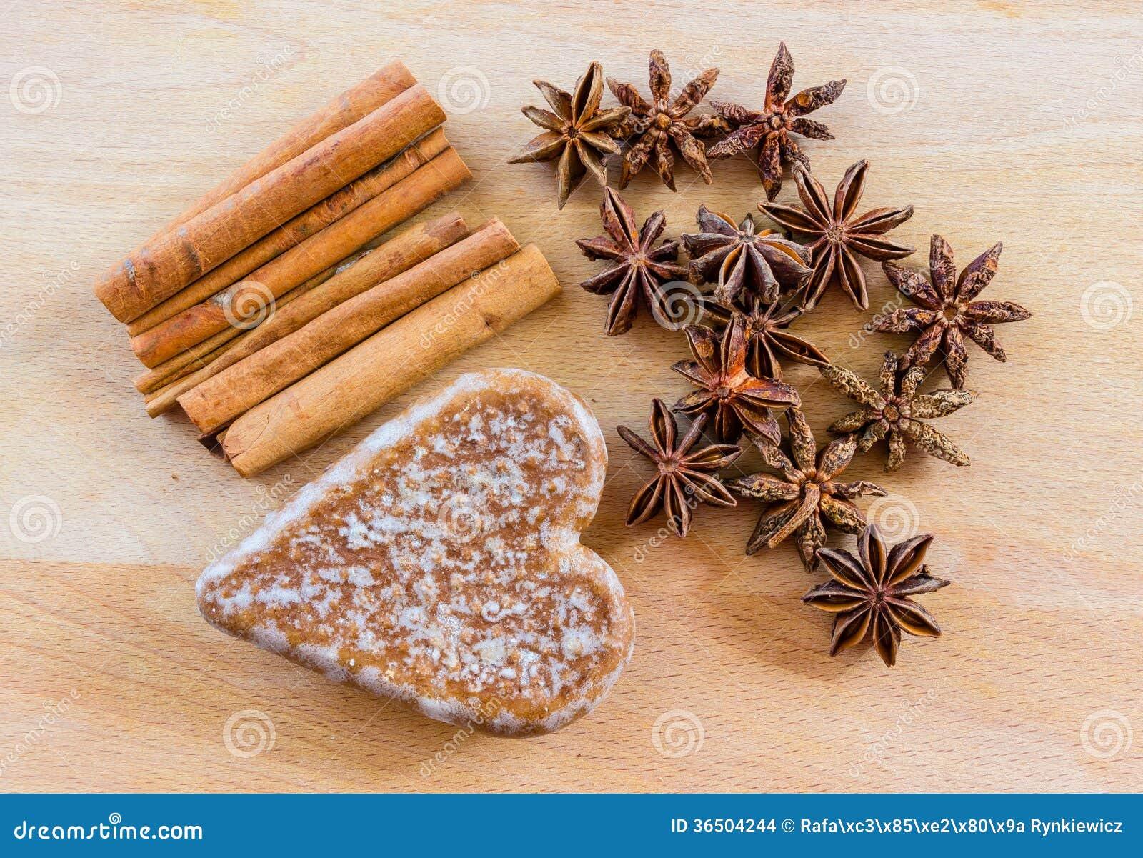Coeur des biscuits