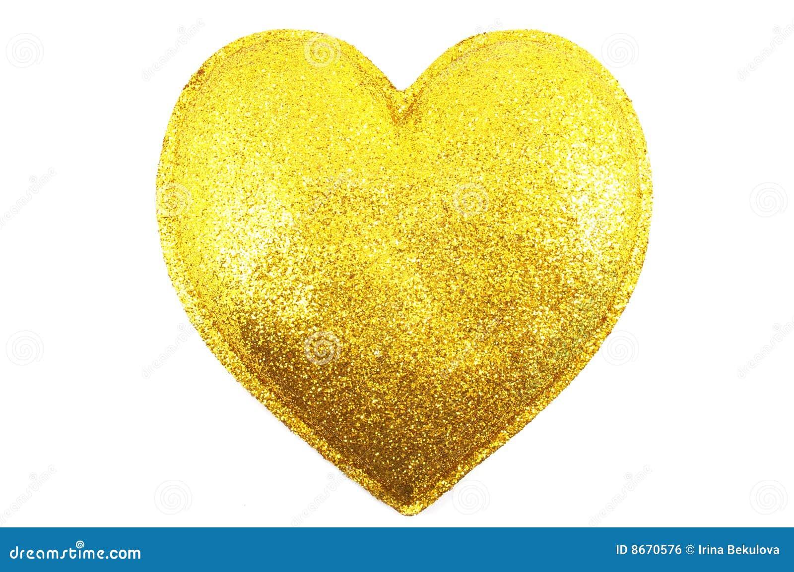 Coeur doré