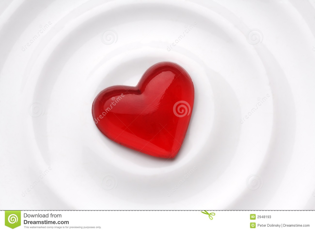 Coeur Rouge D Amour