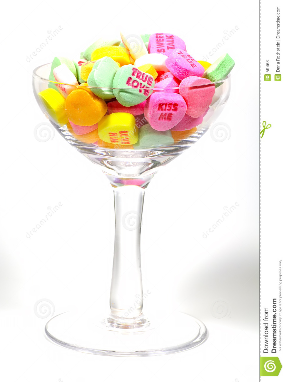 Download Coeurs en glace photo stock. Image du sucreries, romantique - 59468