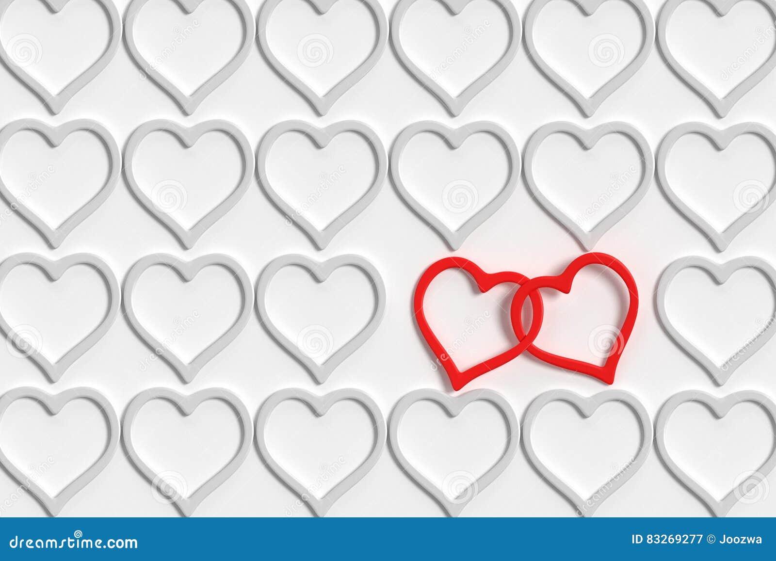 Coeurs reliés