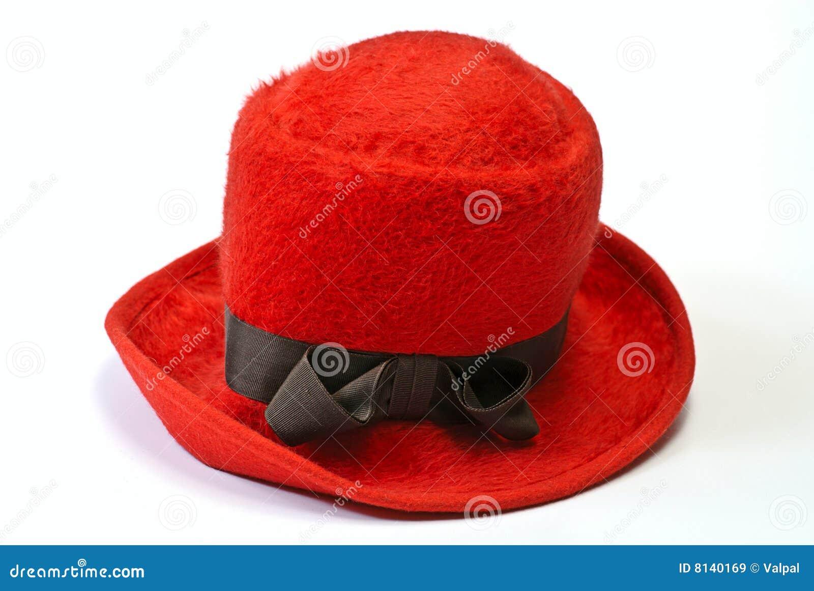 Cofano rosso