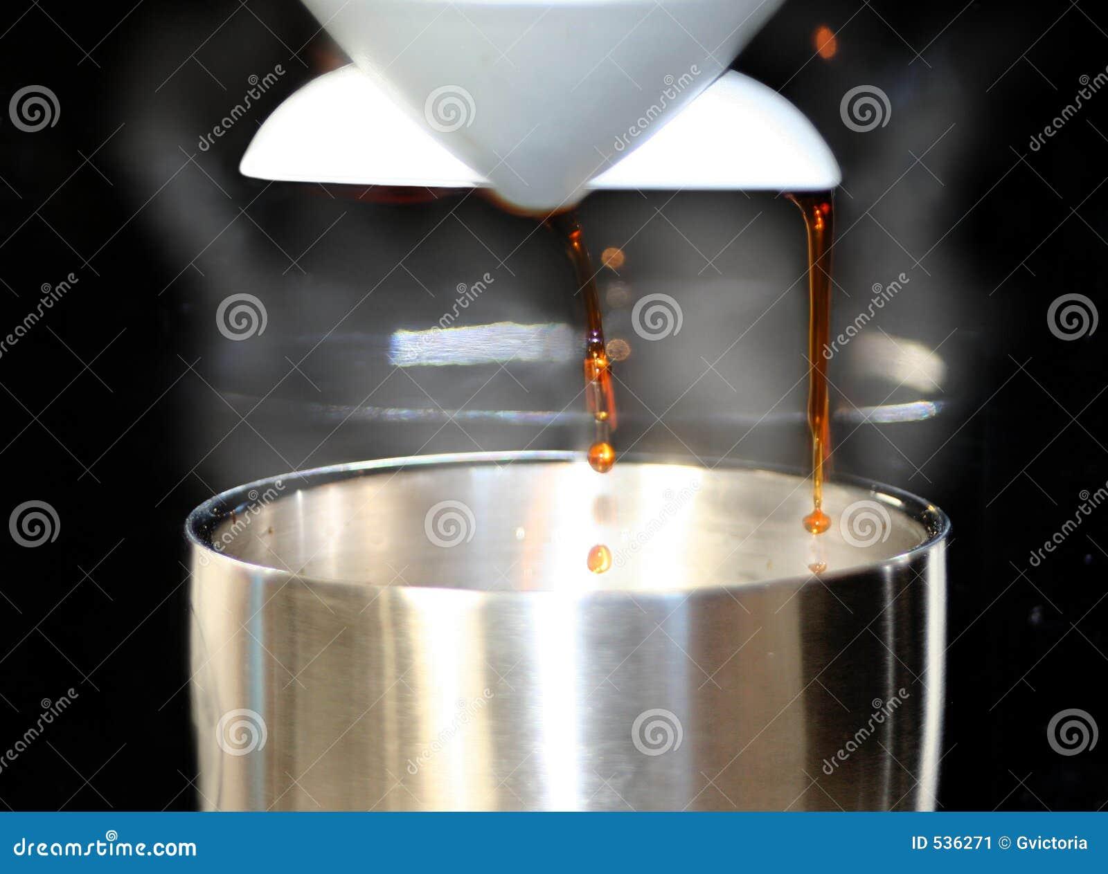 Download Coffe制造商 库存图片. 图片 包括有 陆运, java, 捞出, 液体, 下落, 黑暗, 制动手, 倾吐 - 536271