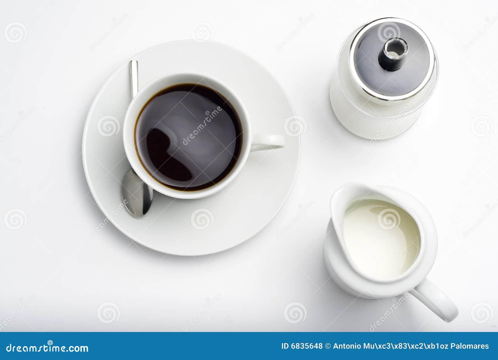 Coffe杯子浓咖啡