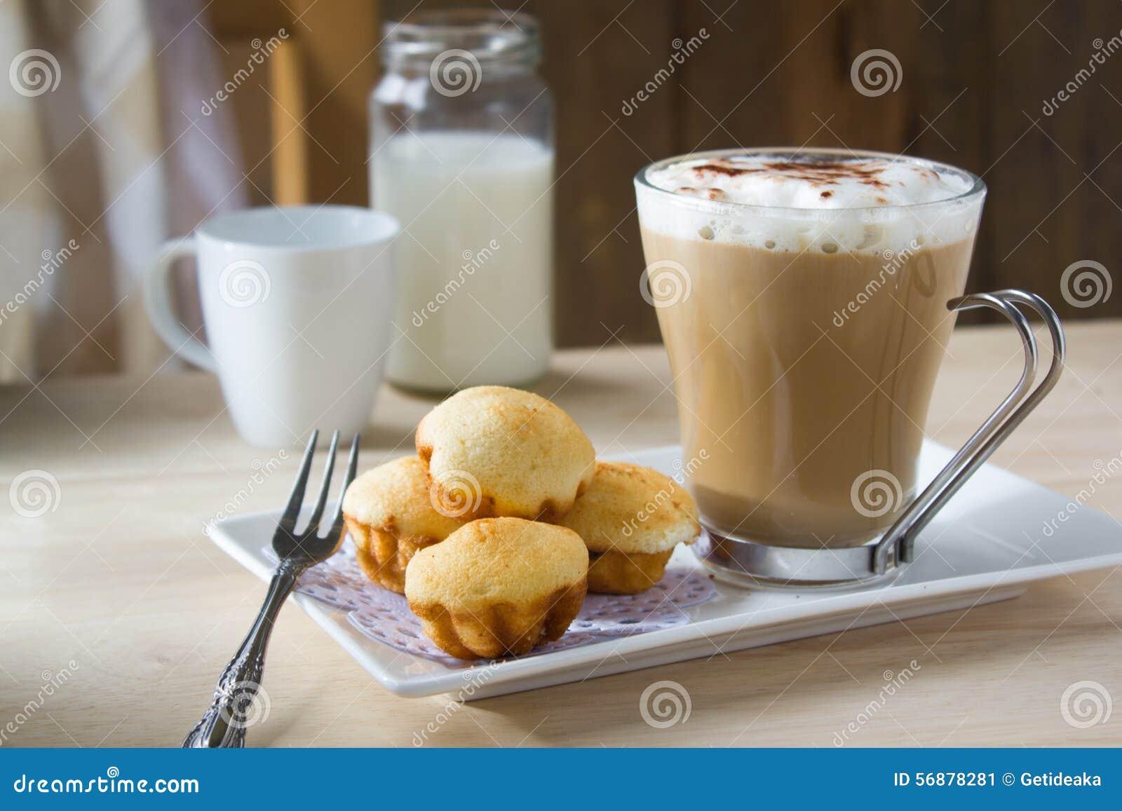 Coffe caldo