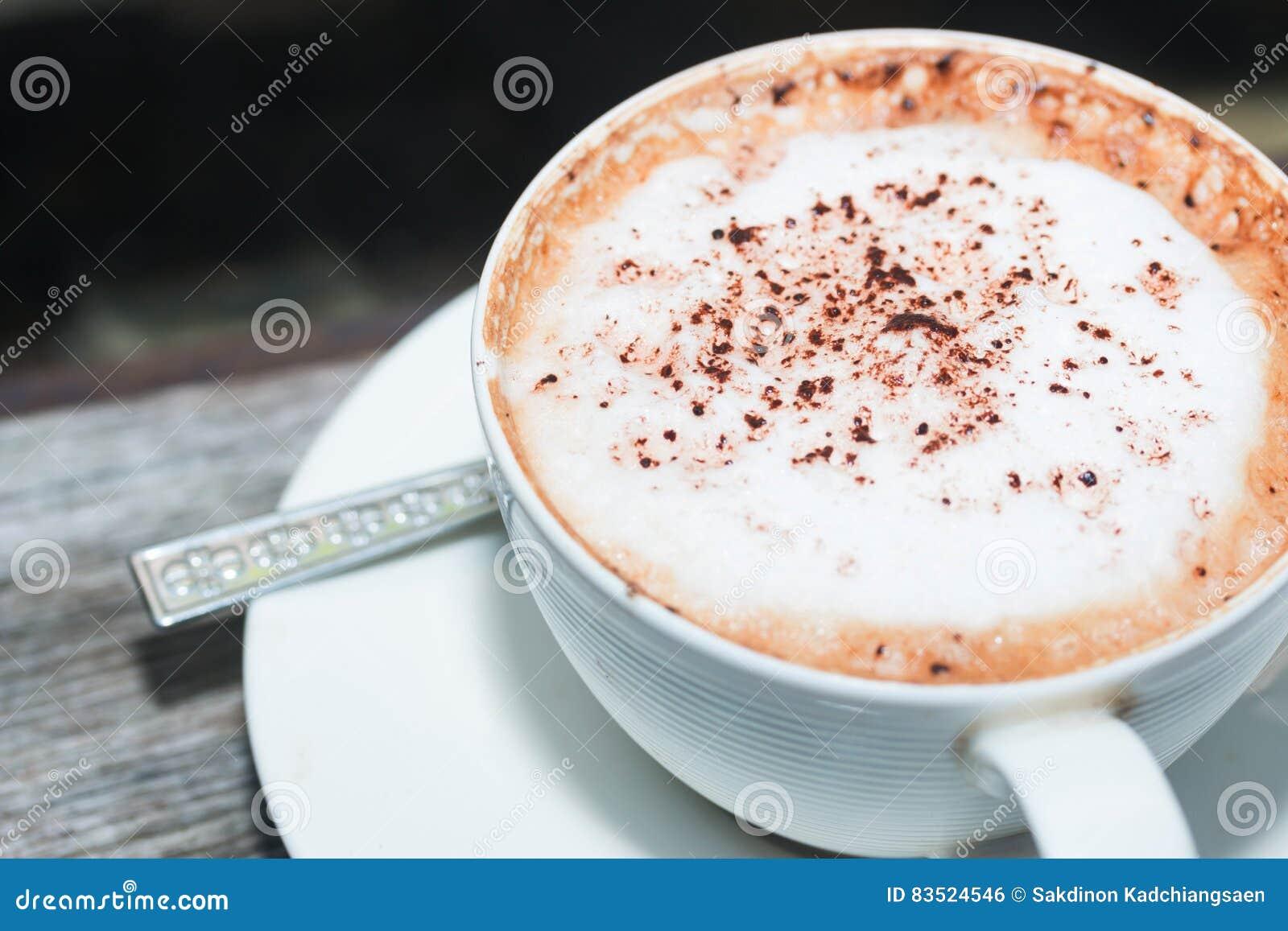 Coffe chaud