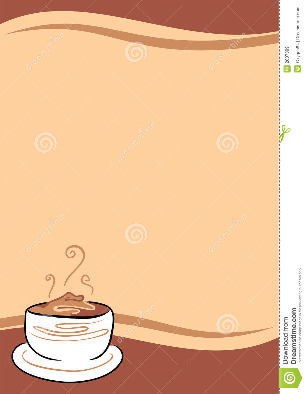 Coffee Background Stock Image - Image: 26373891