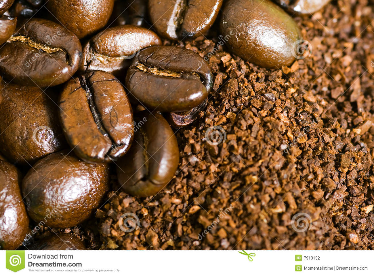 ground coffee stock photo - photo #48