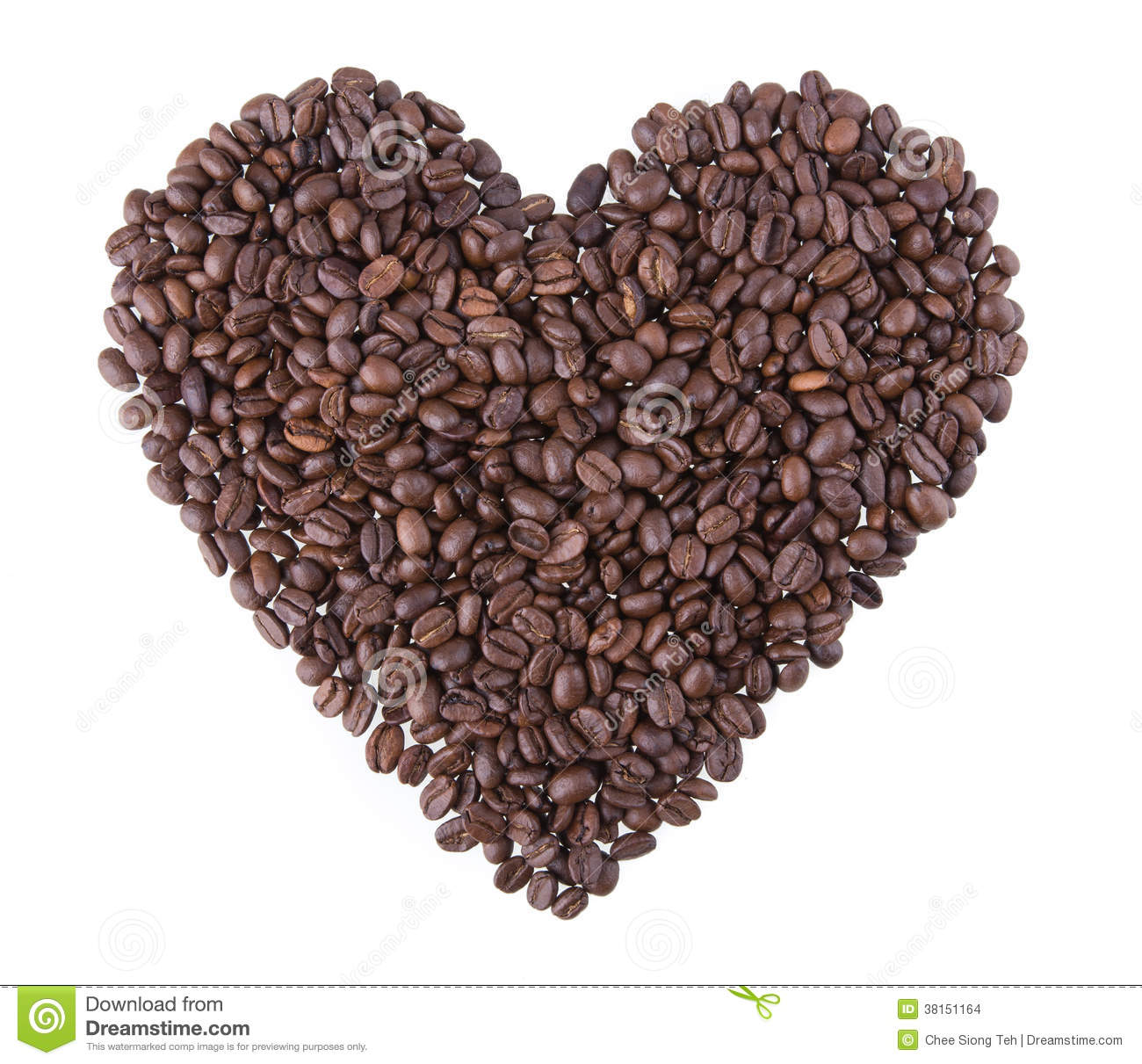 Coffee Beans stock photo. Image of coffe, clean, environment