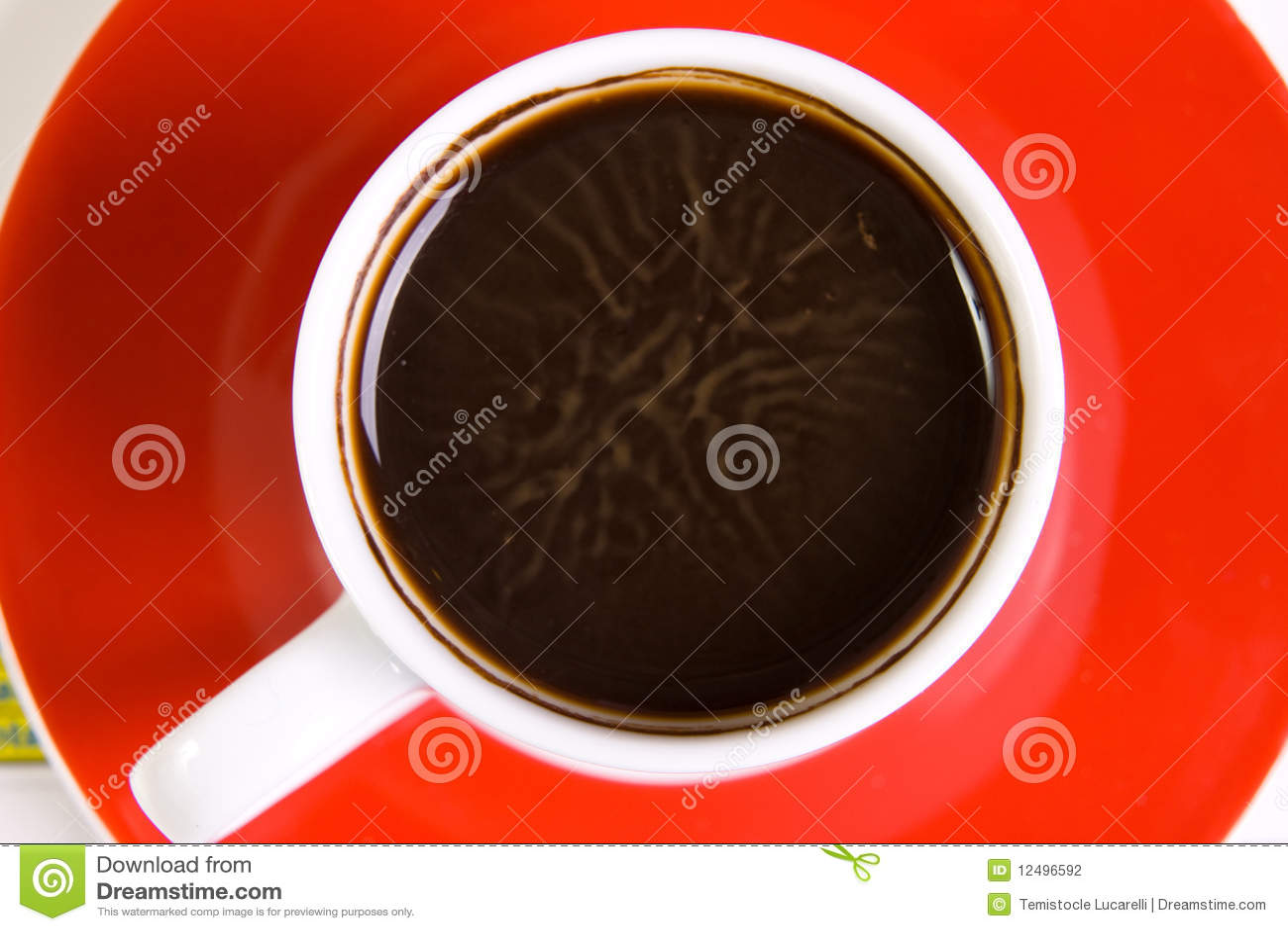 coffee break stock photography image 12496592. Black Bedroom Furniture Sets. Home Design Ideas