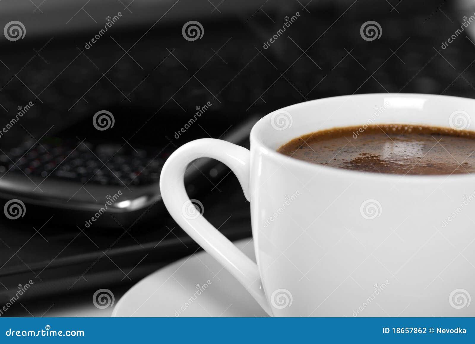 coffee break stock photography image 18657862. Black Bedroom Furniture Sets. Home Design Ideas