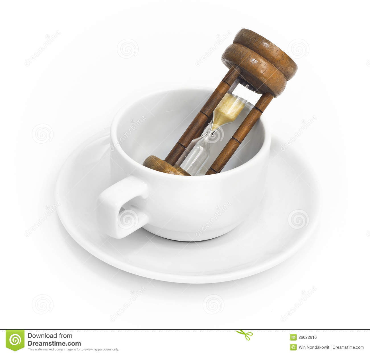 Coffee Break Royalty Free Stock Image - Image: 26022616