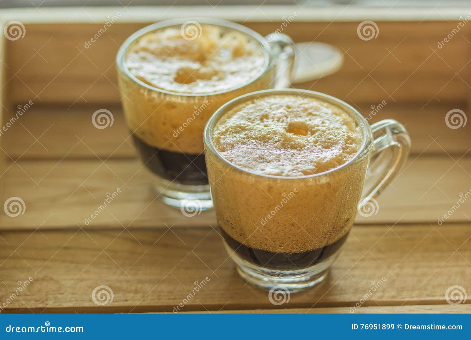 Coffee bubble