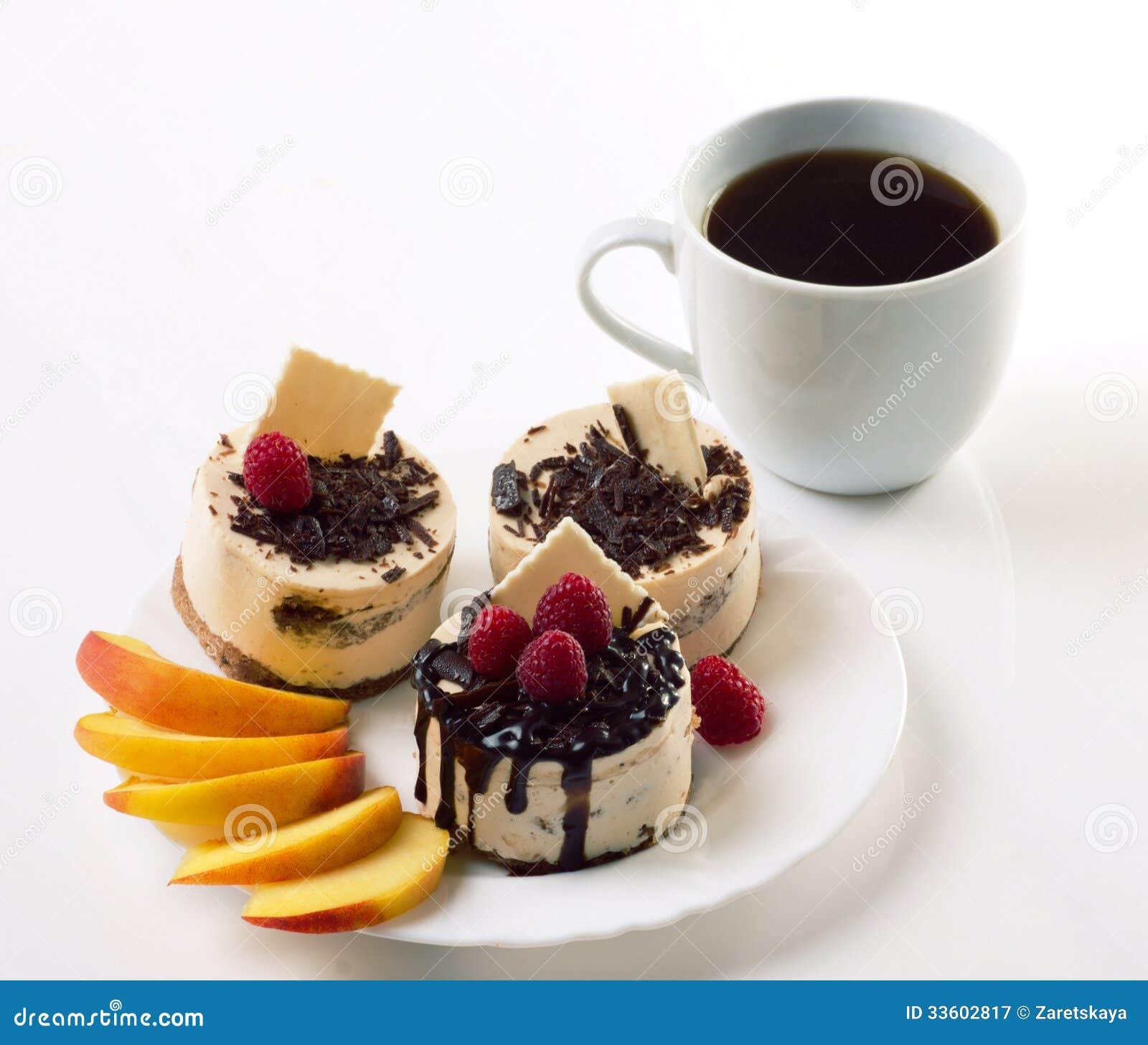 Raspberry Chocolate Espresso Cake