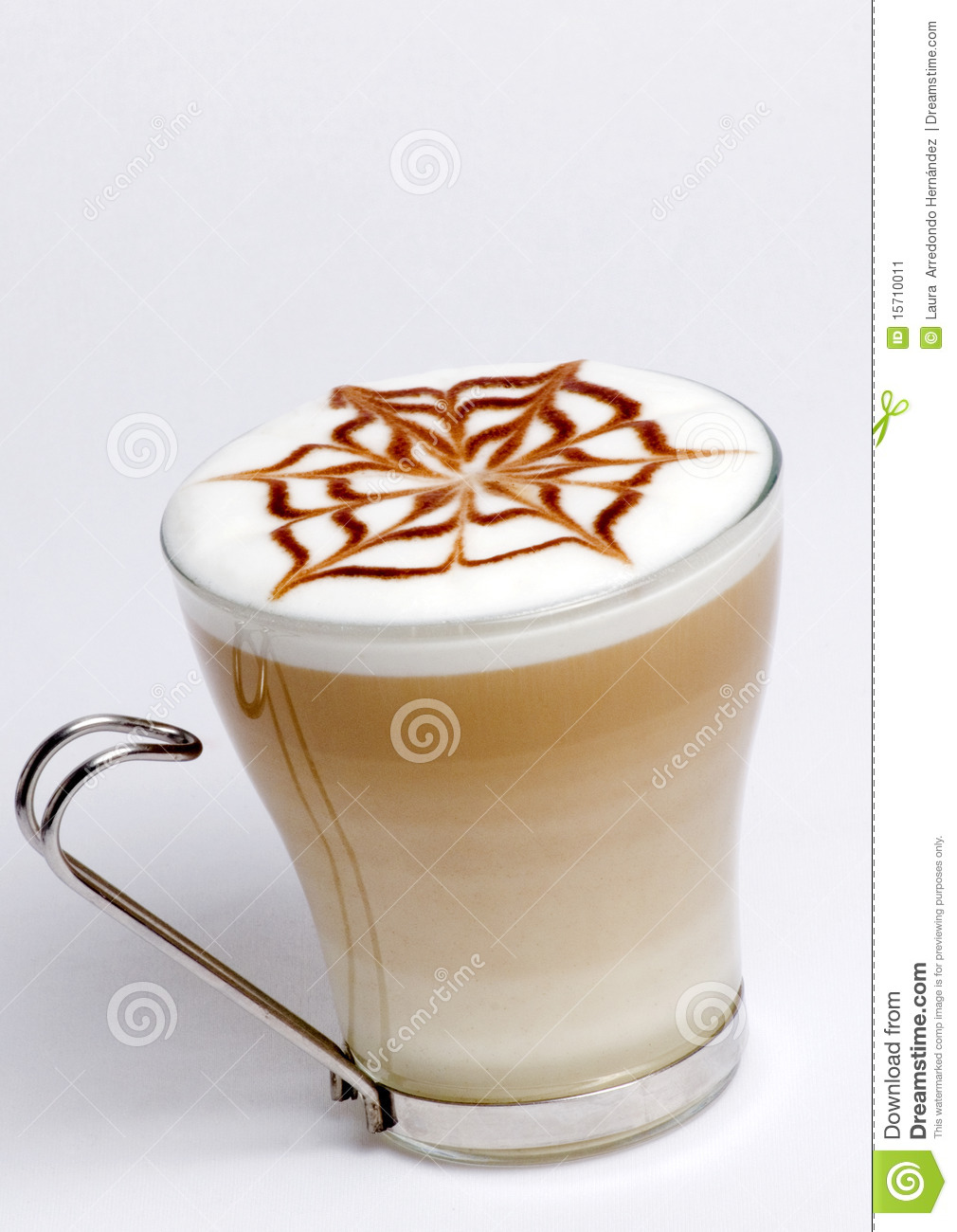 Coffee Capuchino Stock Image Image 15710011