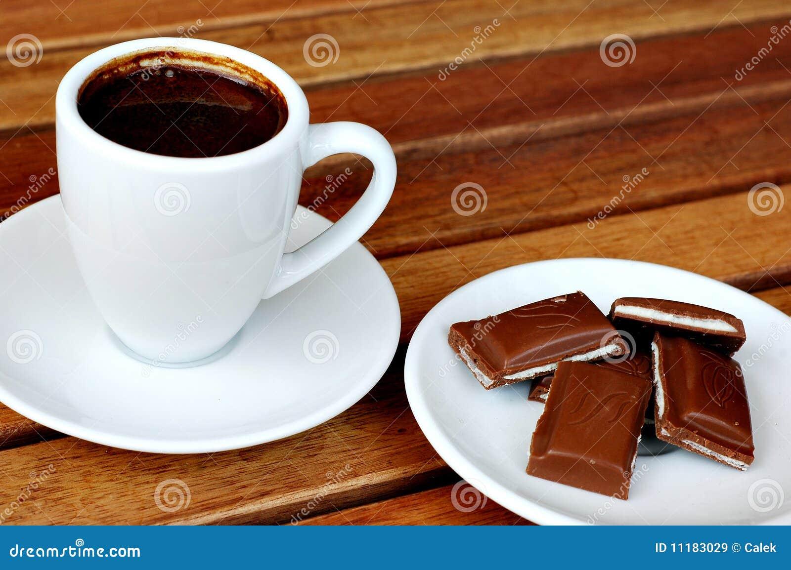 Addiction Food And Coffee