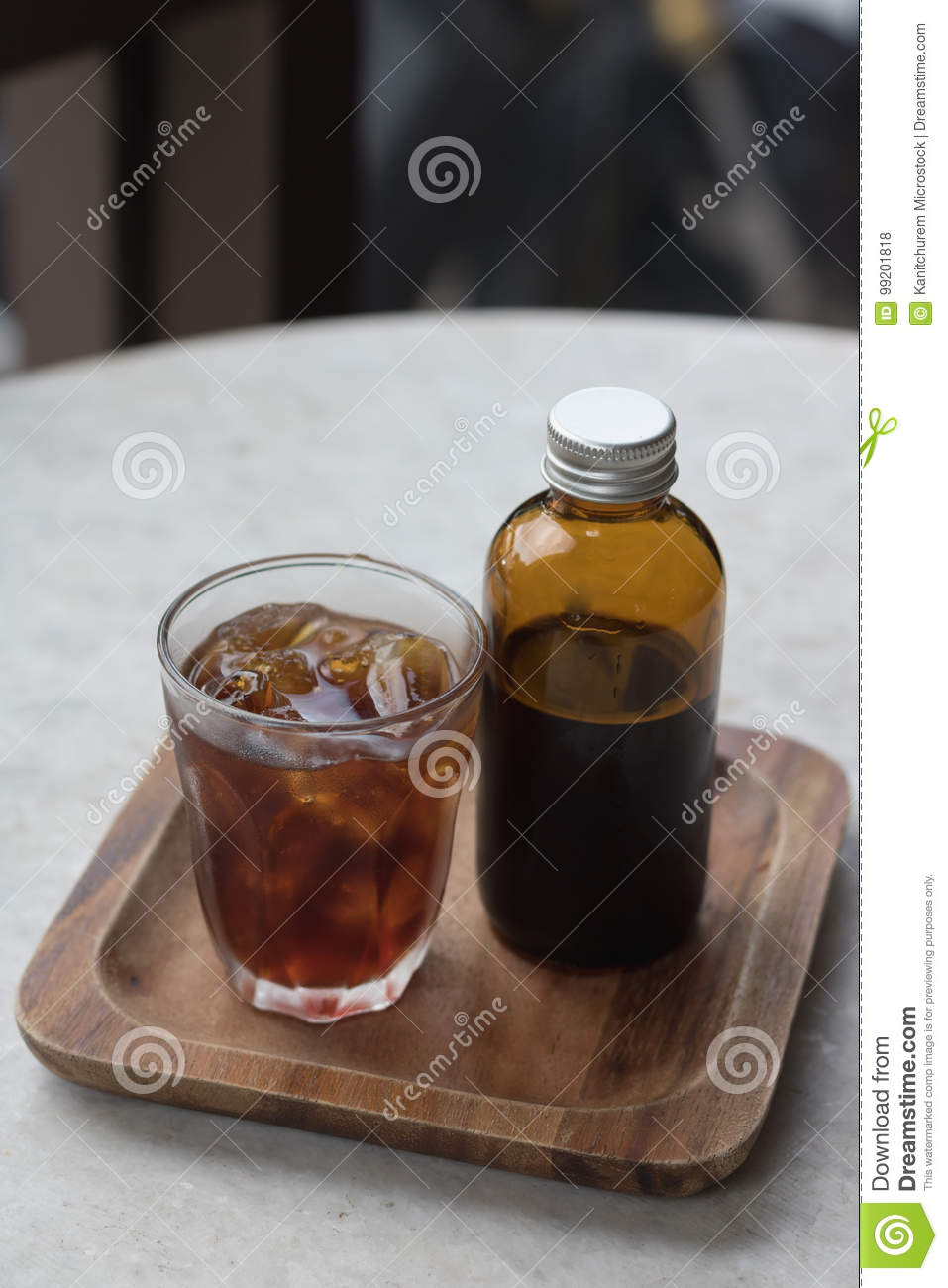 Prime Coffee Cold Brew In Brown Bottle Stock Photo Image Of Brew Alphanode Cool Chair Designs And Ideas Alphanodeonline
