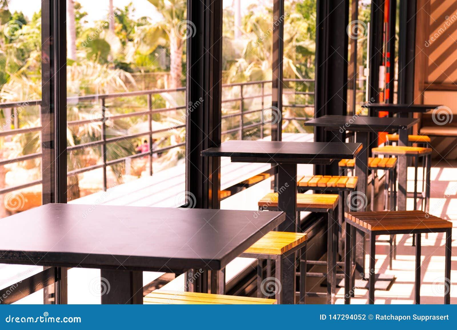 Coffee corner in the coffee shop