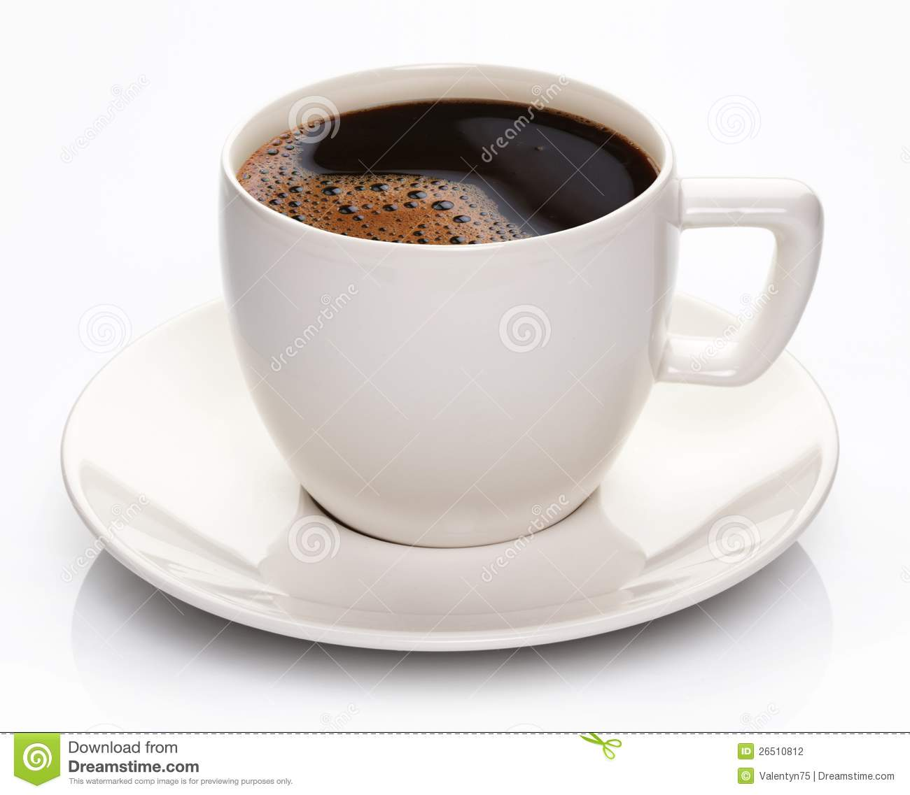 coffee cup and saucer royalty free stock image 26510812. Black Bedroom Furniture Sets. Home Design Ideas