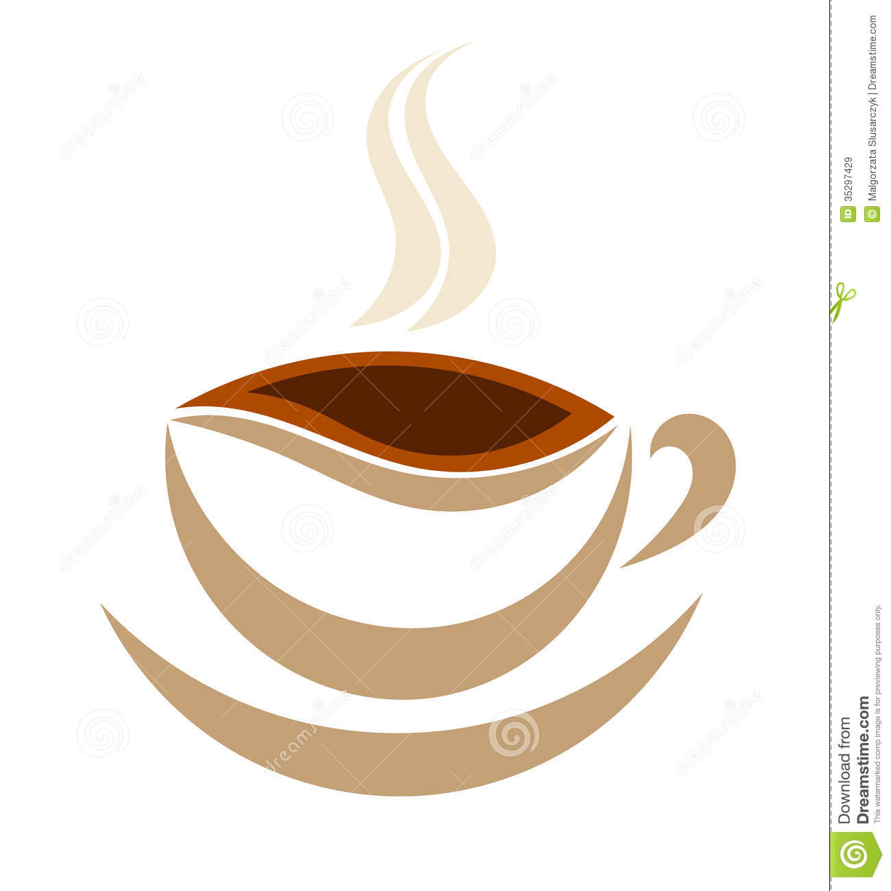 Steam coffee cup - ebe17
