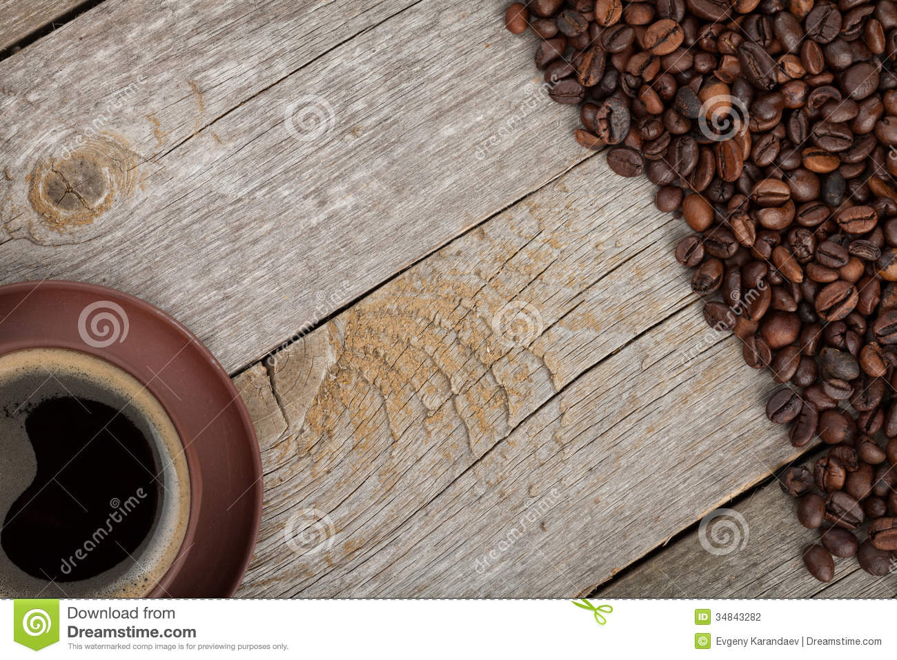 Coffee cup on wooden table texture stock photo image for Coffee table texture