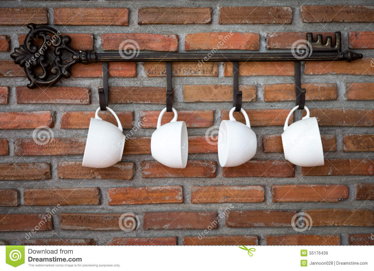 """hooks for hanging cups You will cry, """"but what about the mugs"""" what about them, i say simply get yourself some hooks and you're in business if you're particularly."""