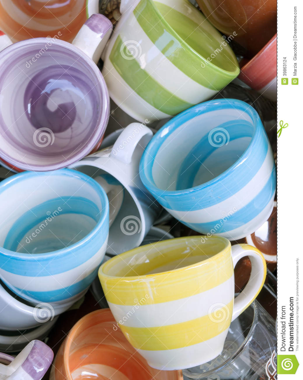 Coffee cups for sale stock photo image 39863124 Coffee cups for sale