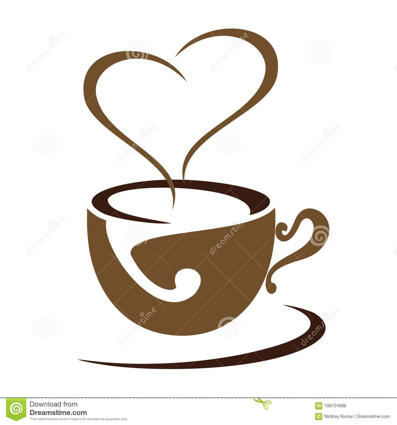 COFFEE FOR DATE LOGO OR ICON