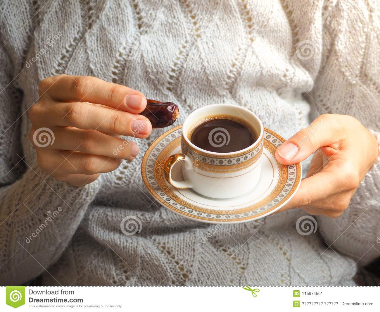 Dating cup of coffee