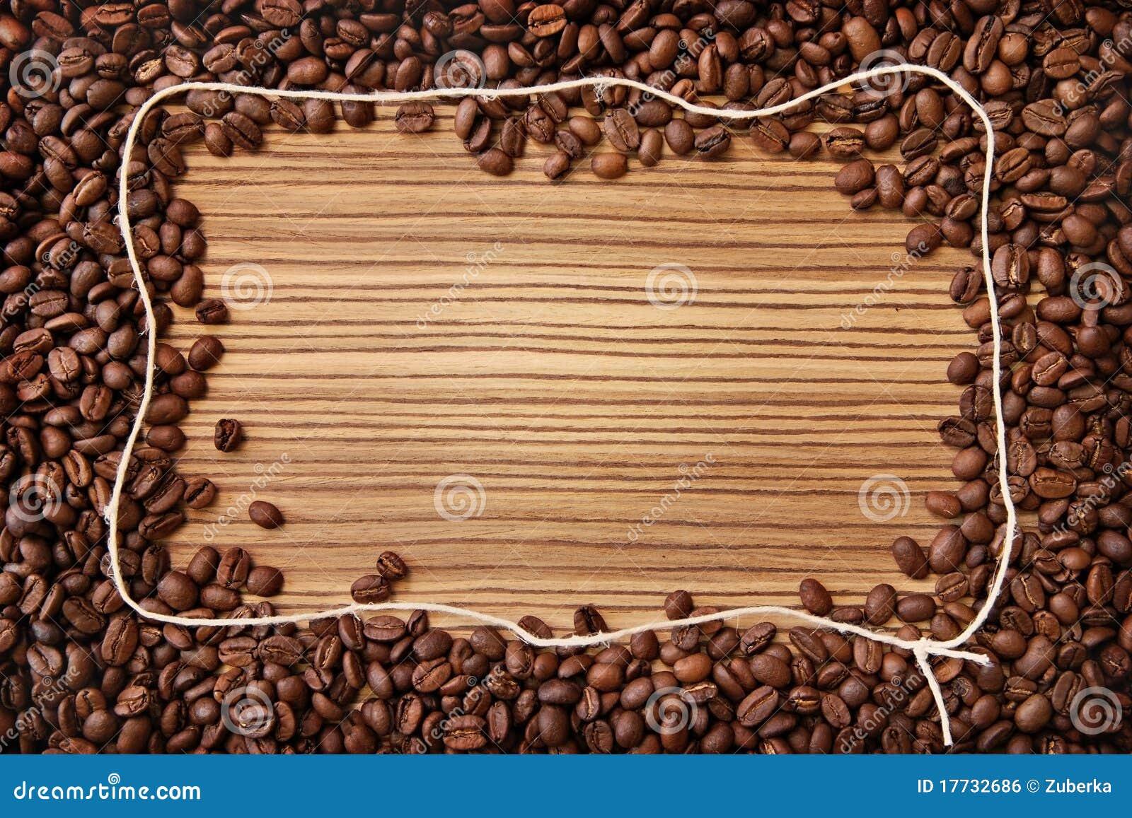 coffee frame stock image 92746999. Black Bedroom Furniture Sets. Home Design Ideas