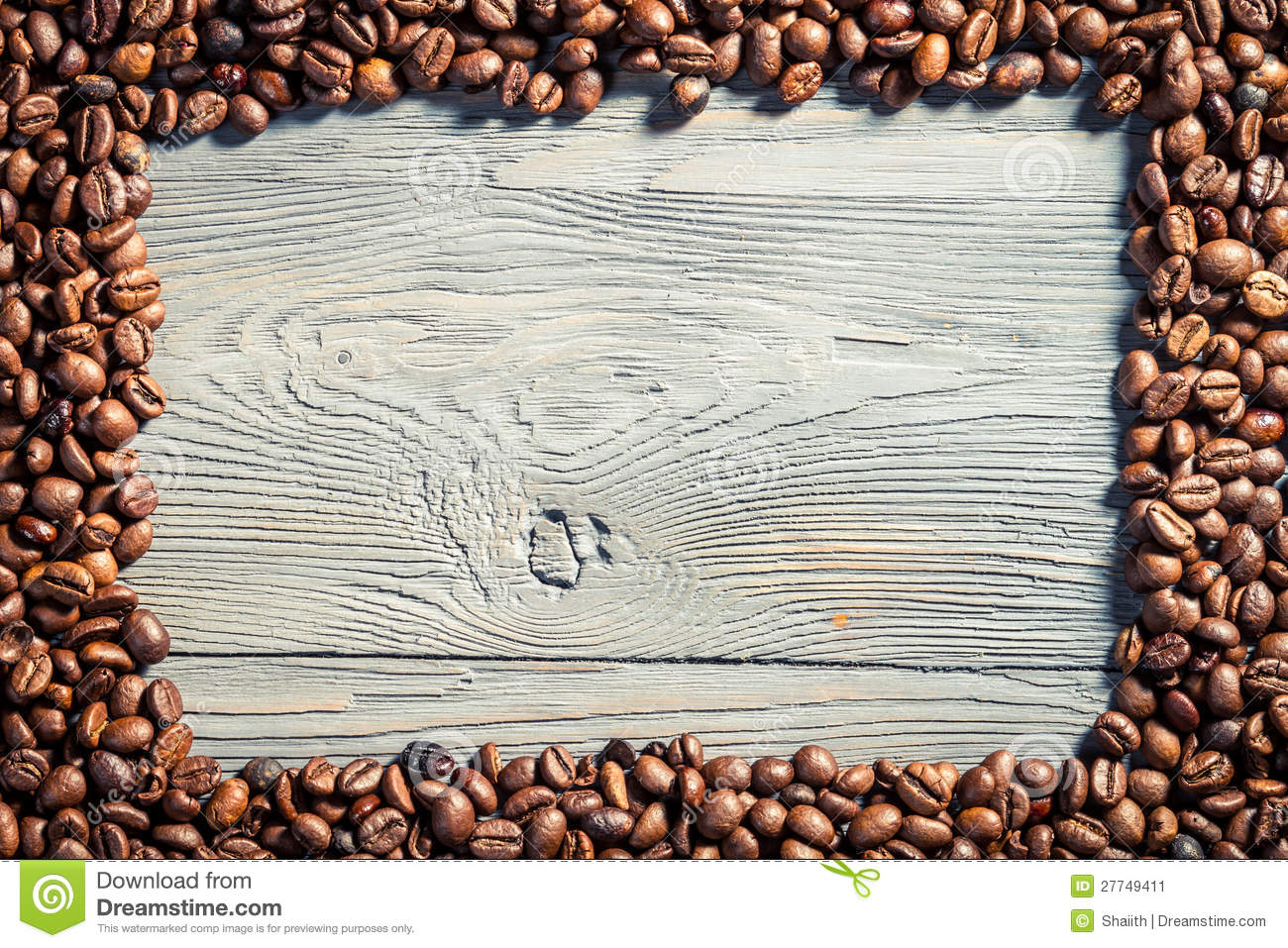 More similar stock images of ` Coffee frame on wooden table `