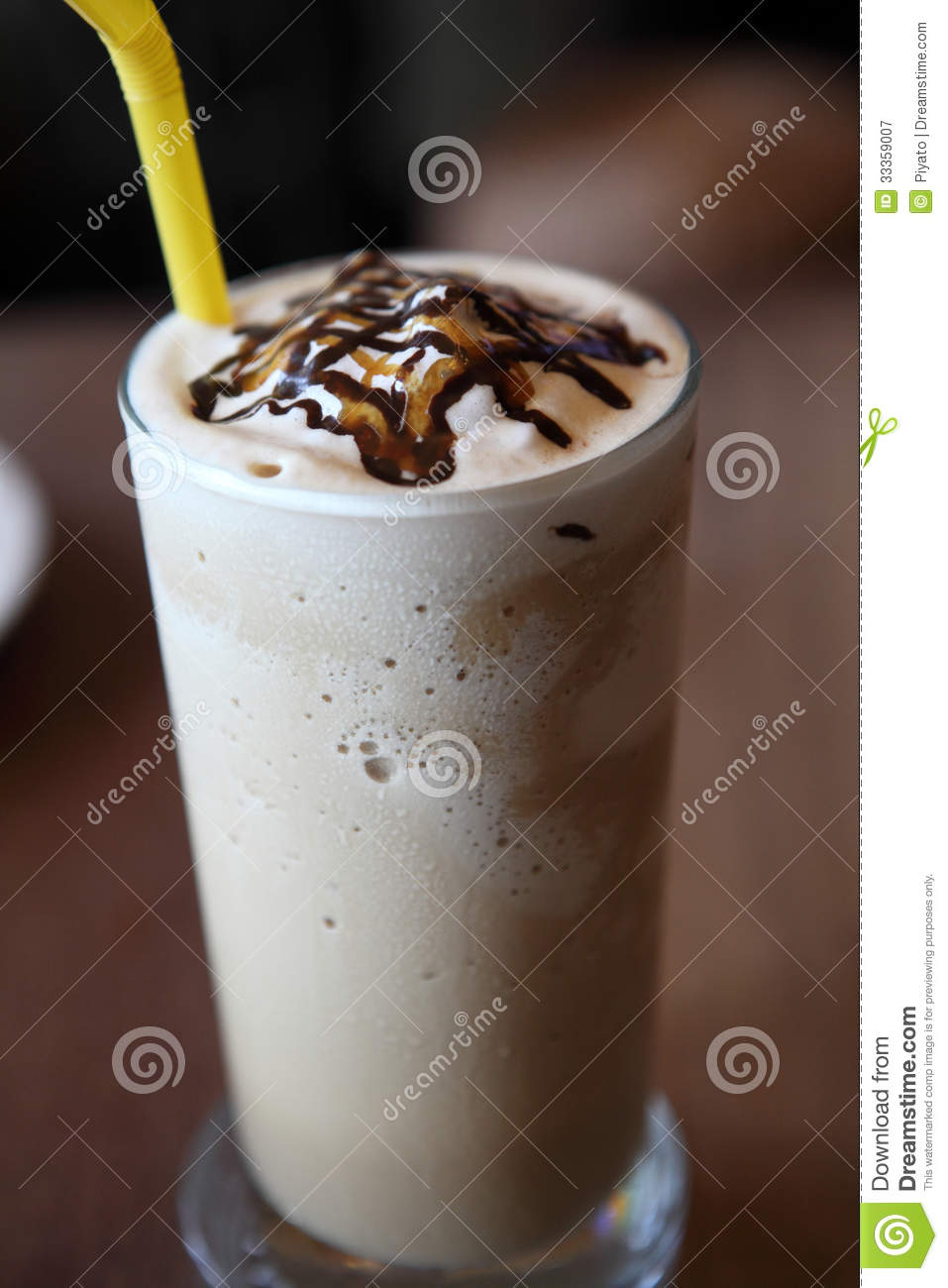 Coffee Frappe Royalty Free Stock Photography - Image: 33359007