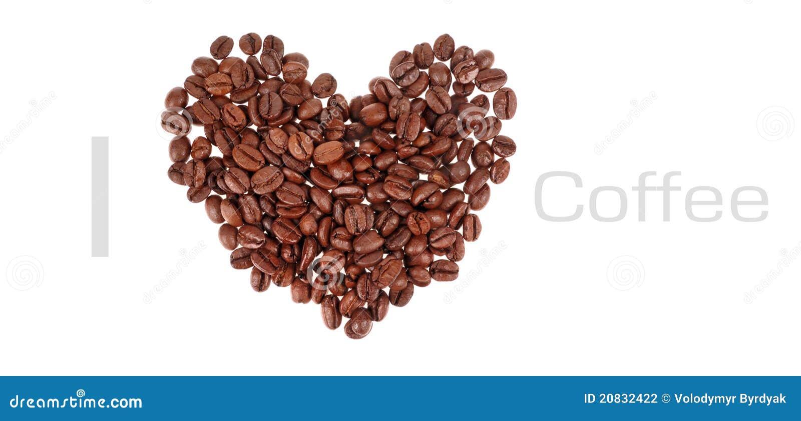 coffee grain stock photography image 20832422. Black Bedroom Furniture Sets. Home Design Ideas