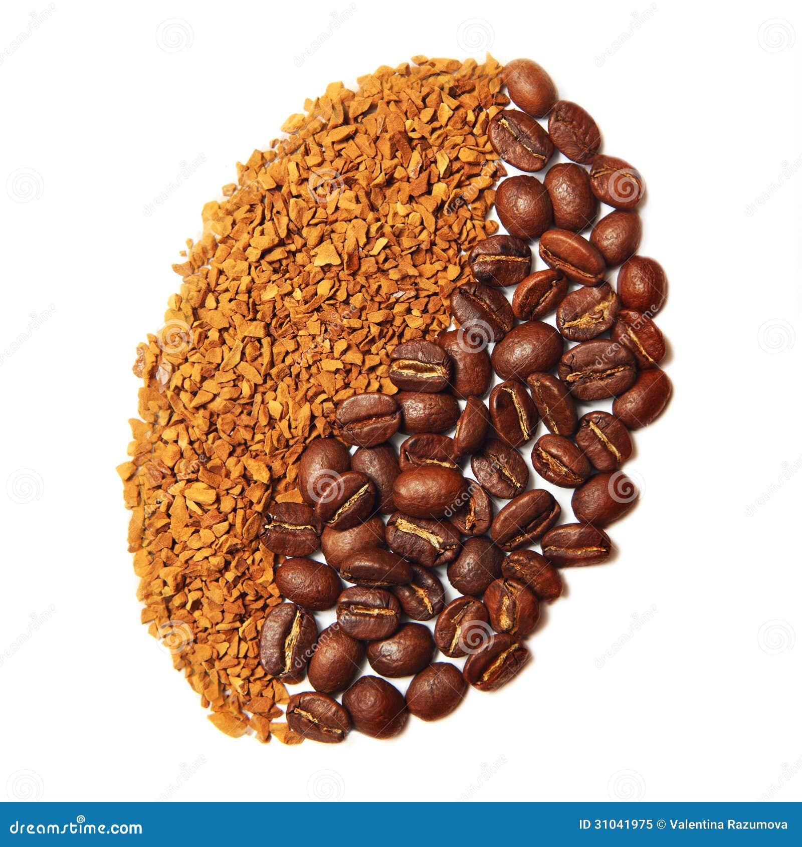coffee grain royalty free stock photo image 31041975. Black Bedroom Furniture Sets. Home Design Ideas