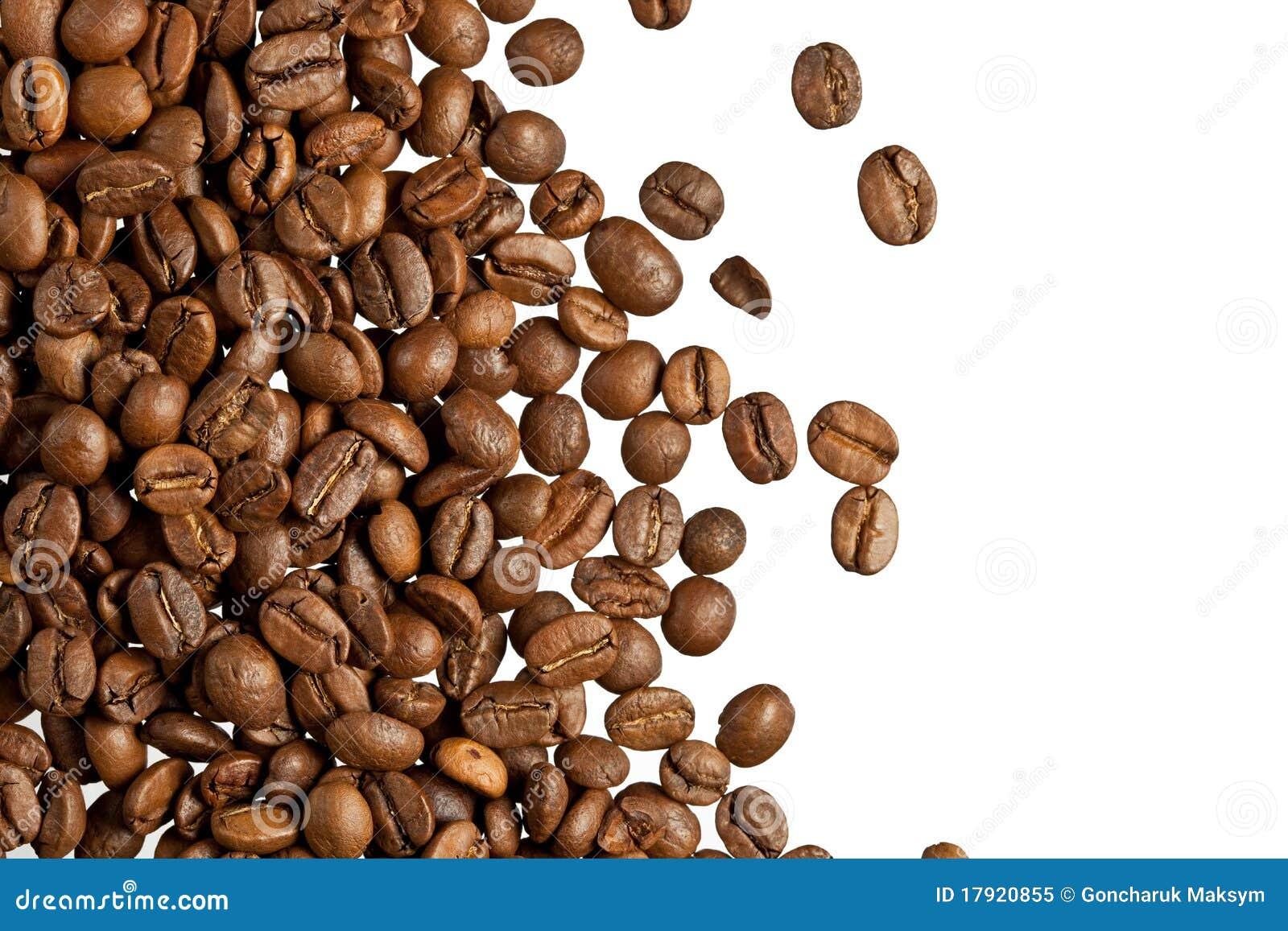coffee grains stock image 4621303. Black Bedroom Furniture Sets. Home Design Ideas