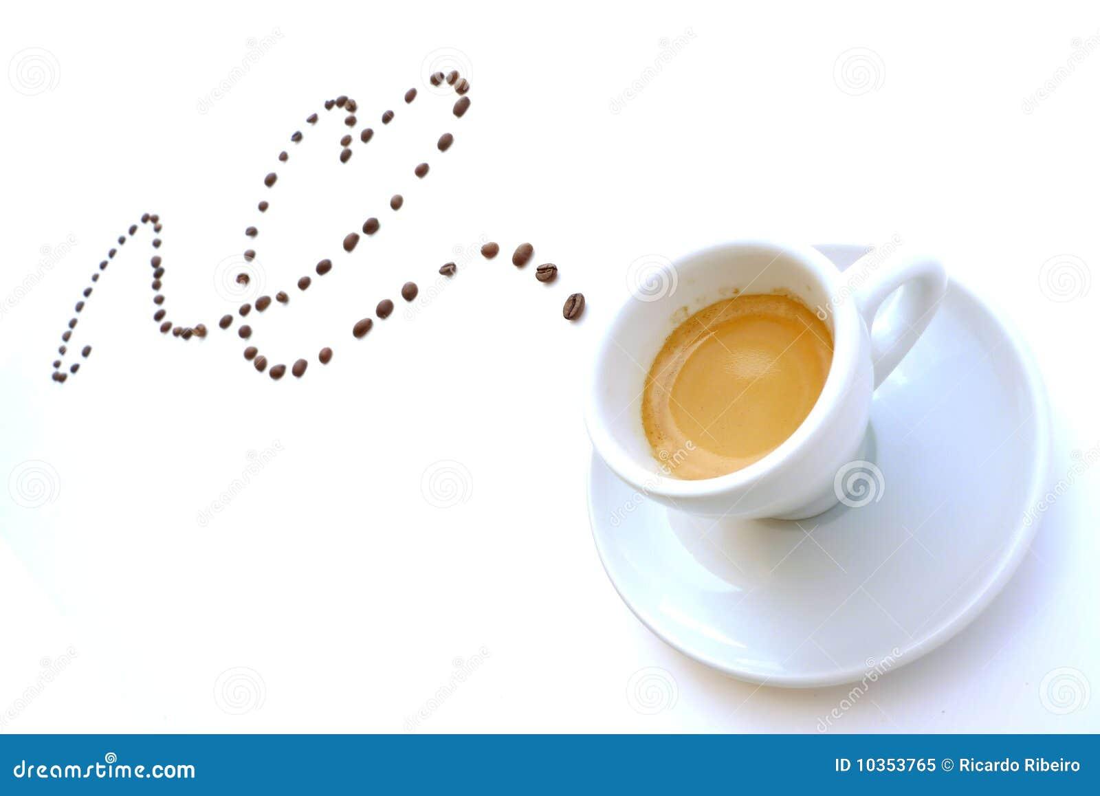 Coffee Heart Trail