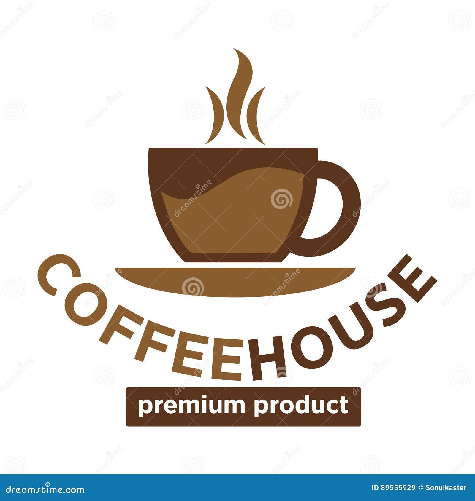 coffee cup logo template - photo #42
