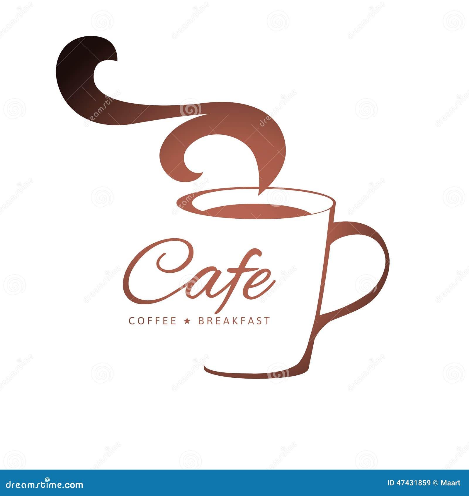 coffee cup logo template - photo #1